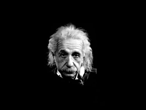 High Quality Albert Einstein 1 Blank Meme Template