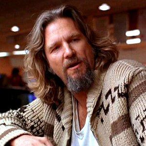 High Quality Confused Lebowski Blank Meme Template