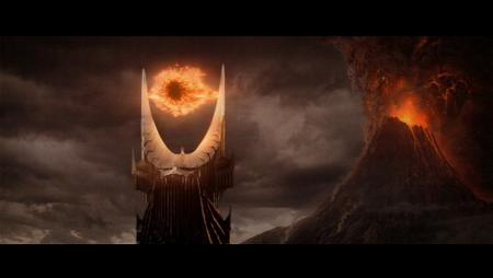 Eye Of Sauron Blank Meme Template