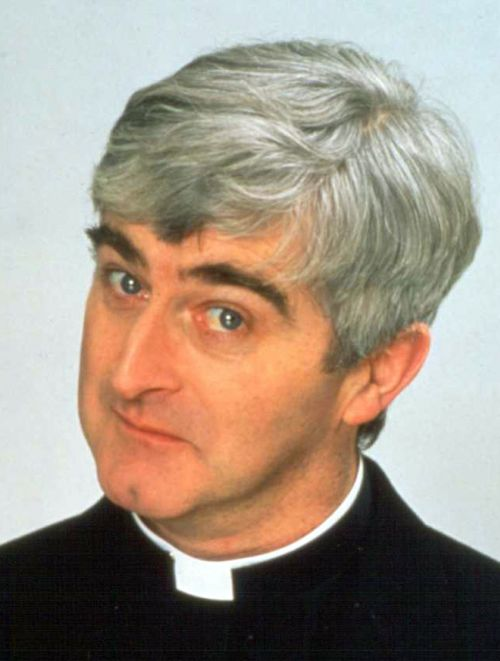 High Quality Father Ted Blank Meme Template