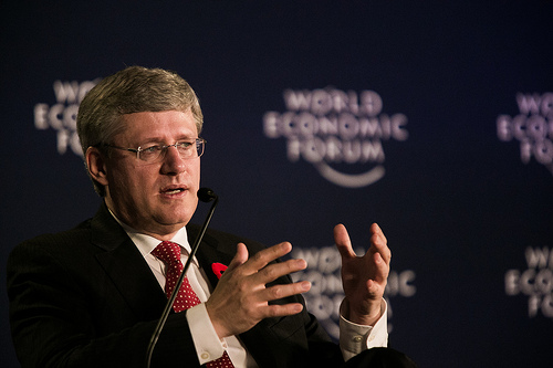 High Quality Harper WEF Blank Meme Template