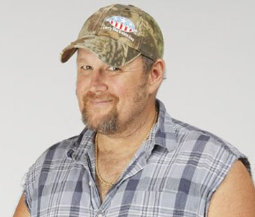High Quality Larry The Cable Guy Blank Meme Template