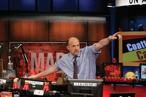 High Quality Mad Money Jim Cramer Blank Meme Template
