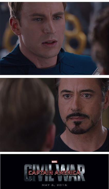 Marvel Civil War 1 Blank Meme Template