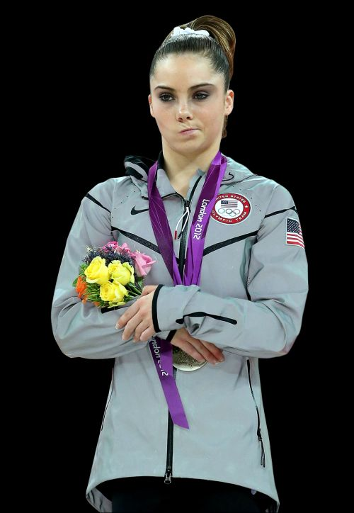 High Quality McKayla Maroney Not Impressed2 Blank Meme Template