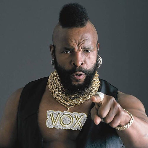 Mr T Pity The Fool Blank Meme Template