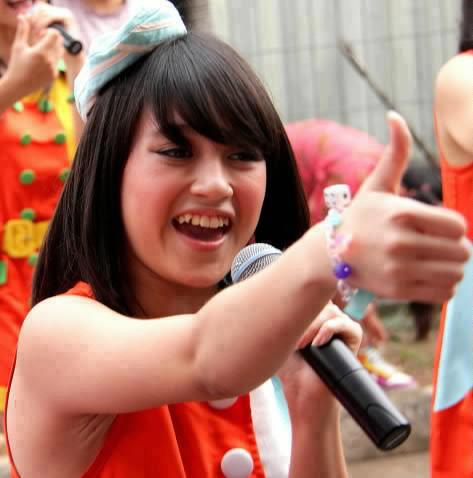 High Quality Nabilah Jkt48 Blank Meme Template