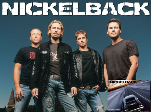 Nickleback Blank Meme Template