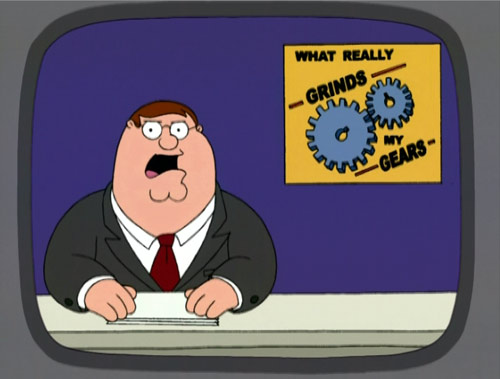 High Quality Peter Griffin News Blank Meme Template